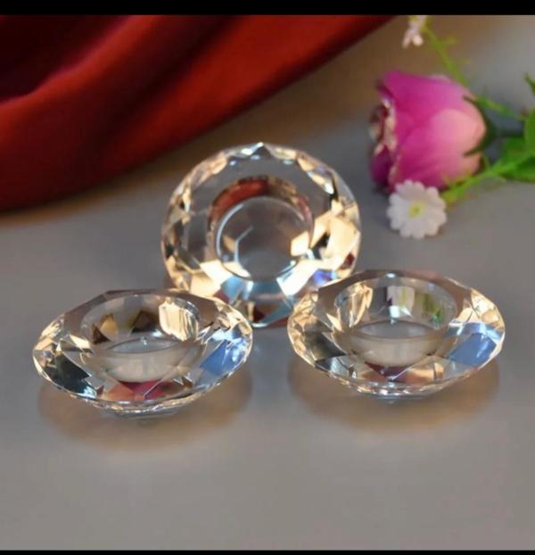 Кристалл для мономера или жидкости для полигель 1 шт.
