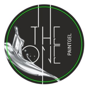 Гель-краска для дизайна ногтей, аэропуфинга и росписи СЕРЕБРО 5гр. TheOne