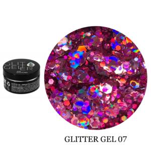 Гель Glitter-7 5гр