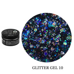 Гель Glitter-10 5гр