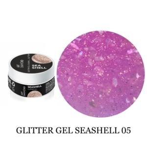 Seashell glitter-5 5гр