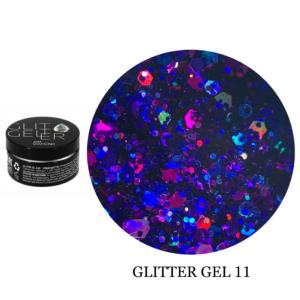 Гель Glitter-11 5гр