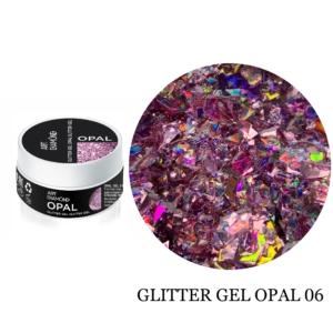 Гель Glitter Opal-6 5гр