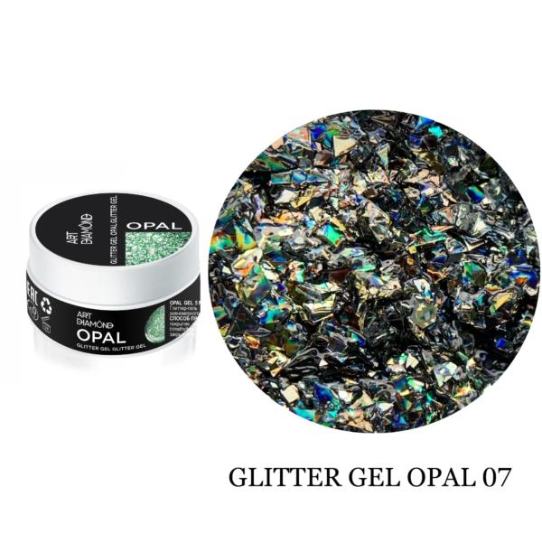 Гель Glitter Opal-7 5гр