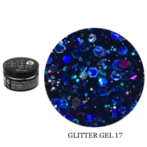 Гель Glitter-17 5гр