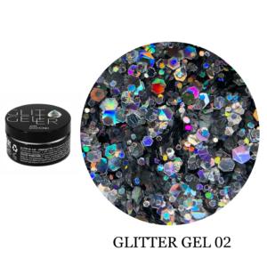 Гель Glitter-2 5гр