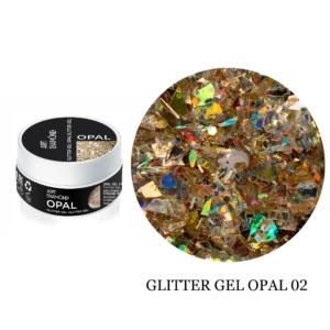 Гель Glitter Opal-2 5гр