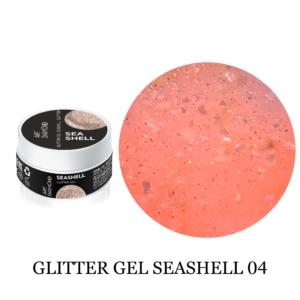 Seashell glitter-4 5гр