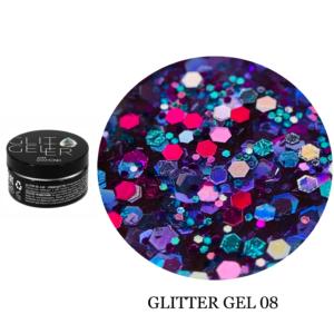 Гель Glitter-8 5гр