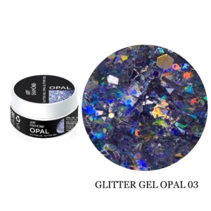 Гель Glitter Opal-3 5гр