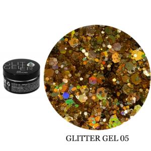 Гель Glitter-5 5гр